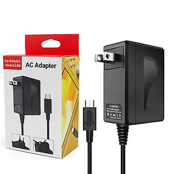 Switch Charger Fast Charge,  Game Console Charger 15v 2.6a Fast Charge