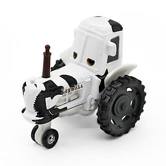 Cars Car Cow Tractor Trailer Calf Alloy Children's Toy Model