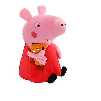 Süße Schwein Peppa George Familie Plüsch Spielzeug gefülltpuppe - Party-Dekorationen