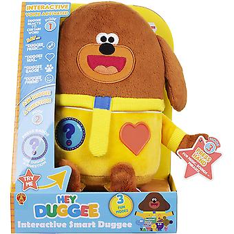 Hey Duggee Interactive Smart Soft Toy Voice Activated