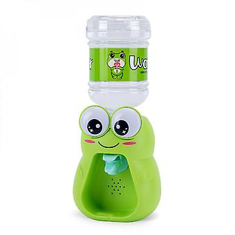 Play House Frog Water Fountain Kitchen Toy Set Simulation Kitchenware