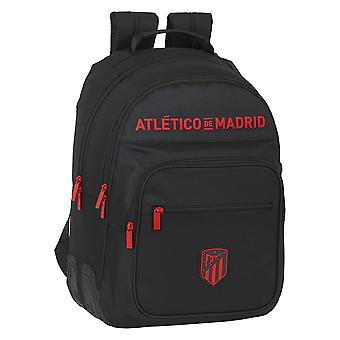 School Bag Atlético Madrid Black