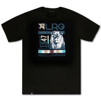 LRG ratsian t-paita musta