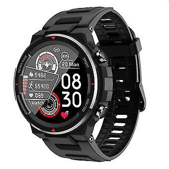 Q70c smart klocka män full touch fitness tracker blodtryck klocka kvinnor cutoms ansikte smartwatch