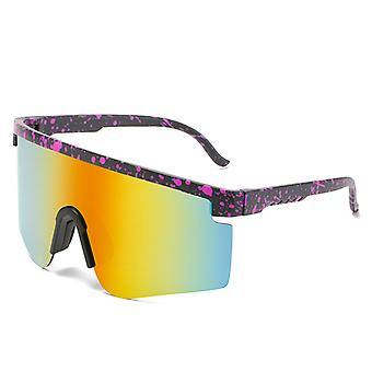 Polarized Sports Sunglasses Uv406 Outdoor Cycling Running Glasses For Men Women