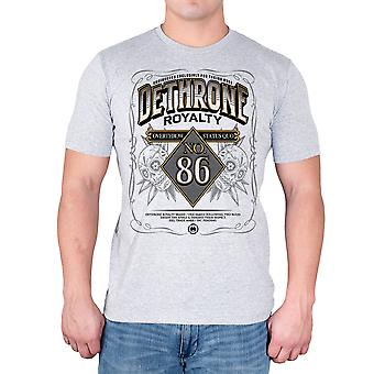 Dethrone The Proof T-Shirt - Athletic Heather