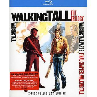 Walking Tall-Trilogie [BLU-RAY] USA import