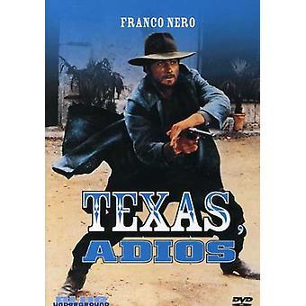 Texas Adios [DVD] USA import