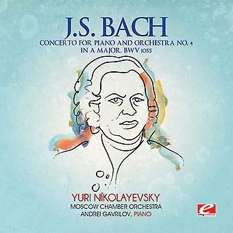 J. s. バッハ ・ ピアノ ・ オーケストラ 4 [CD] USA 輸入のための協奏曲
