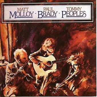 Molloy/Brady/People - Molloy-Brady-Peoples [CD] USA import