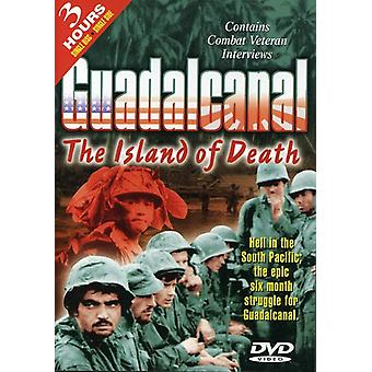 Importer des USA de Guadalcanal [DVD]