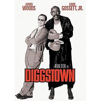 Diggstown [DVD] USA import