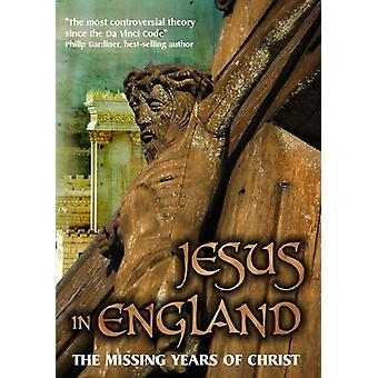 Jesus in England: The Missing Years of Christ [DVD] USA import