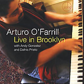 Arturo O'Farrill - Live in Brooklyn [CD] USA import
