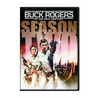 Buck Rogers i 25-tallet: sæson to [4 diske] [DVD] USA import