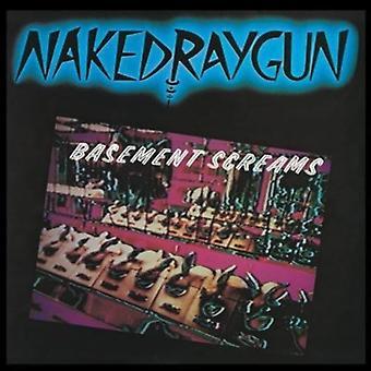Naked Raygun - Basement Screams EP [CD] USA import