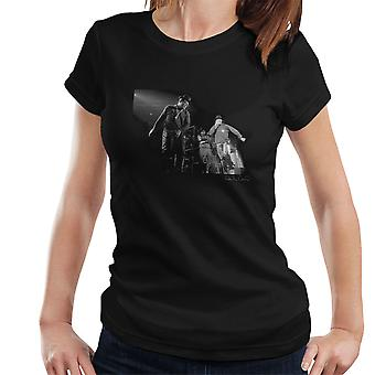 Run DMC Live Hammersmith Odeon 1986 Frauen T-Shirt