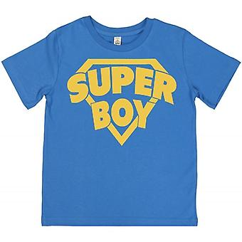 Pilaantunut mätä Super Boy lasten Top