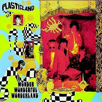 Plasticland - Wonder Wonderful Wonderland [CD] USA import