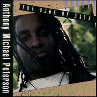 Anthony Michael Peterson - Book of Days [CD] USA import