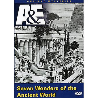 Seven Wonders of the Ancient World [DVD] USA import