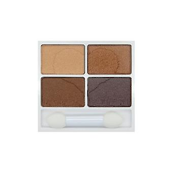 W7 Очень Vegan Eyeshadow Quad осень Ambers 0,21 унции / 6g