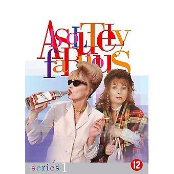 Absolutely Fabulous Movie Poster (11 x 17)
