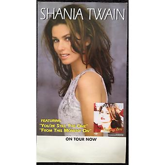 Shania Twain Come On Over Poster