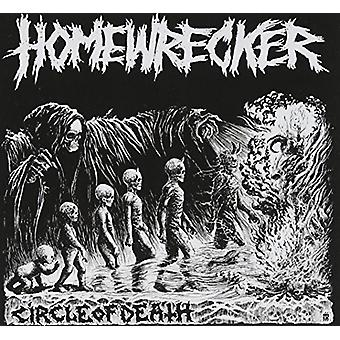 Homewrecker - Circle of Death [CD] USA import