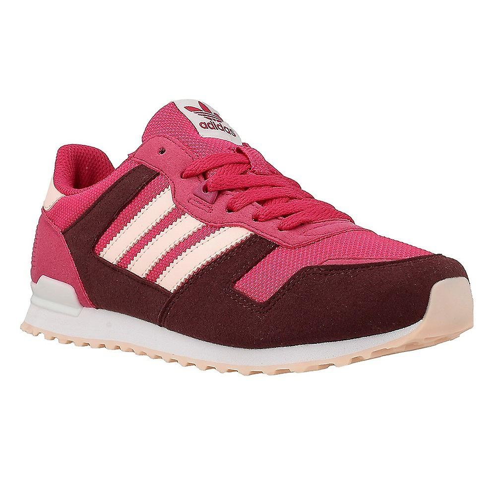 Adidas ZX 700 Brown Red Shoes   Store