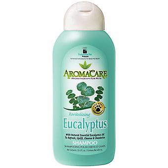 Professionele huisdierenproducten Aromacare eucalyptus shampoo 400ml