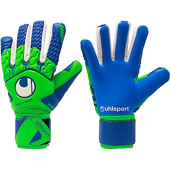 UHLSPORT AQUASOFT HN WINDBREAKER Goalkeeper Gloves Size