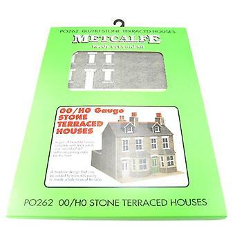 Metcalfe Po262 Oo Gauge Card Kit - rækkehuse sten