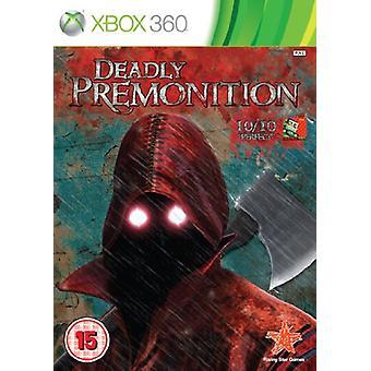 Prémonition mortelle (Xbox 360) - Factory Sealed