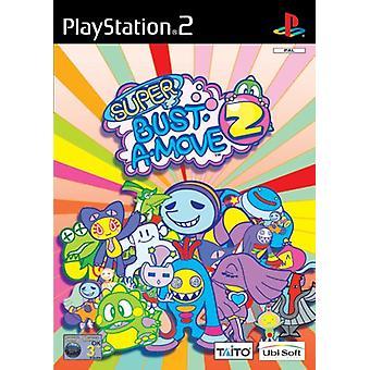 Super Bust-a-Move 2 (PS2) - New