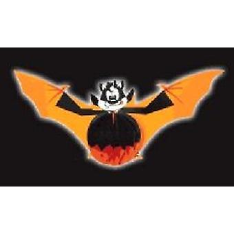 Dekoracja wisząca Honeycomb Bat