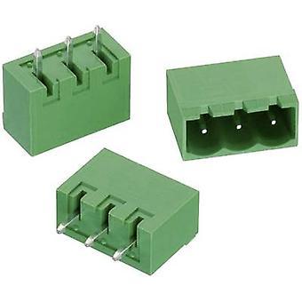 Custodia di Würth Elektronik Pin - PCB 311 totale numero di spaziatura contatto pin 2: 5,08 mm 1 691311500102/PC