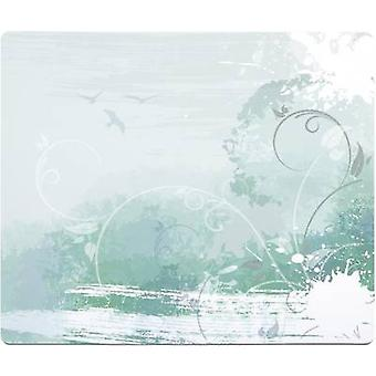 LogiLink Ice Charm Mouse pad Multicolore