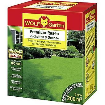 Sombra de semillas de césped y sol LP 200 Wolf Garten 3820050