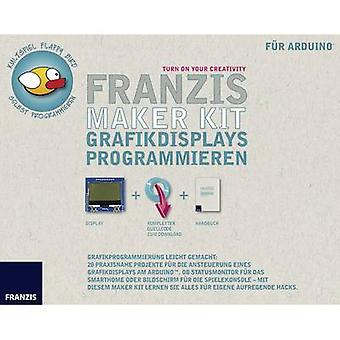 Franzis Verlag 65278 Maker Kit Grafikdisplays programmieren Science kit (set) 14 år och äldre