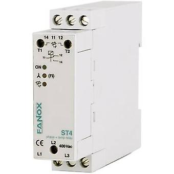 Fanox 12012 ST4 Phase And Thermistor Relay