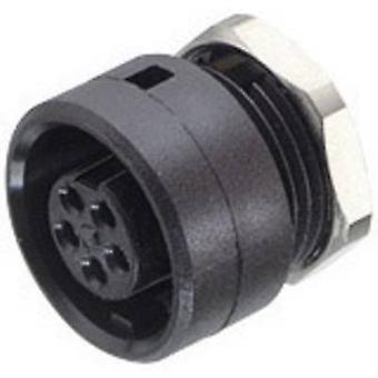 Binder 09-0978-00-03-1 Subminyatür Yuvarlak Plug-in Konektör Serisi Nominal akım (detaylar): 4 A