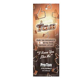 Pro Tan Irresistably Tan Pure Tan Maximiser