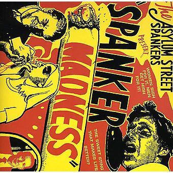 Asylum Street Spankers - Spanker Madness [CD] USA import