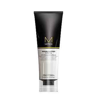 Paul Mitchell Mitch Double Hitter 2in1 250ml Paul Mitchell Mitch Double Hitter 2in1 250ml