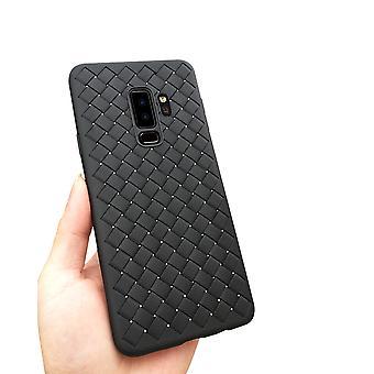 Vegan Lær design Case-Samsung Galaxy S9 +