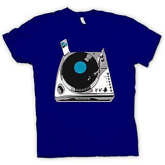 Kids t-skjorte-DJ iPod dekk