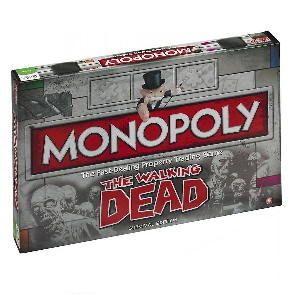 Walking død Edition monopol
