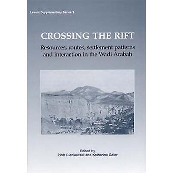Crossing Rift - resurser - bosättningarna mönster och samspel i
