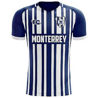 2018-2019 Monterrey Fans kultur Hem Concept skjorta